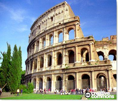 El Coliseo Romaes